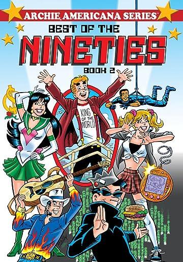 Archie Americana Series: Best of the Nineties - Book 2
