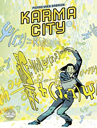 Karma City Vol. 8