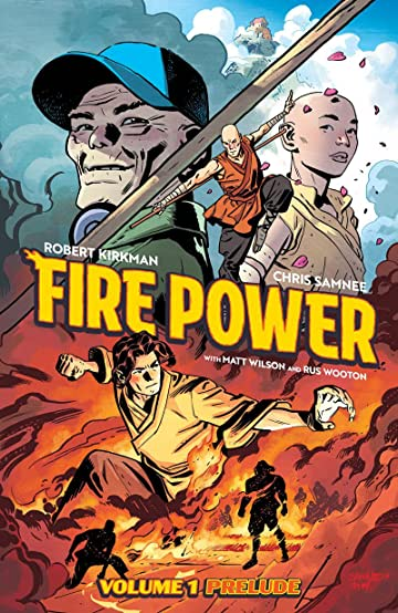Fire Power by Kirkman & Samnee: Prelude OGN