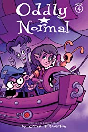 Oddly Normal Vol. 4