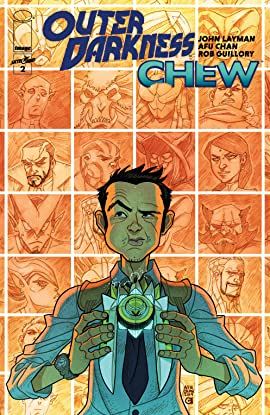 Outer Darkness/Chew No.2