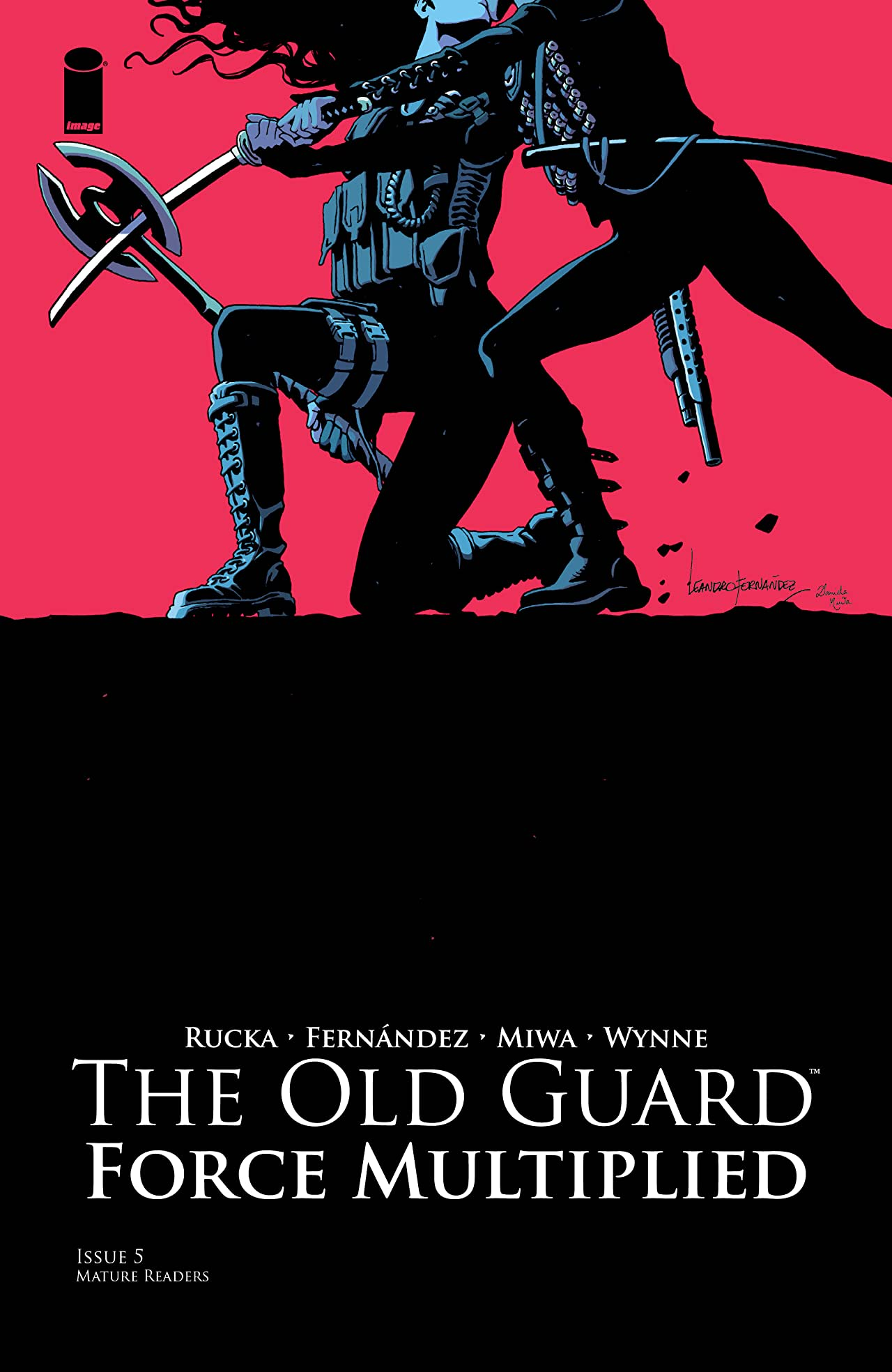 The Old Guard: Force Multiplied No.5