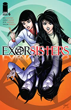 Exorsisters No.6