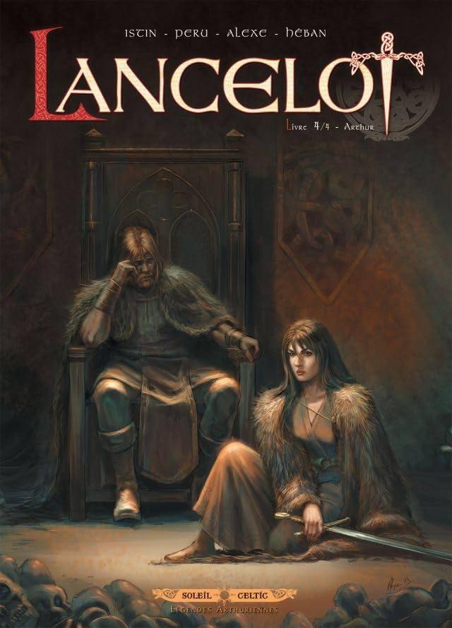 Lancelot Vol. 4: Arthur