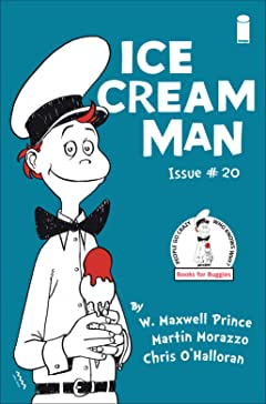 Ice Cream Man #20