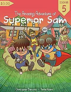 The Amazing Adventure of Superior Sam #5