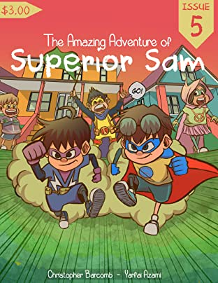 The Amazing Adventure of Superior Sam #5