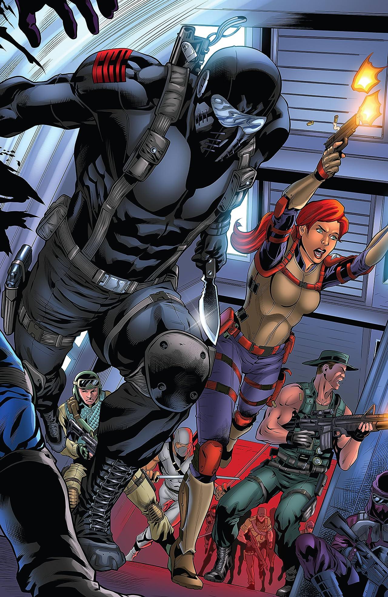 G.I. Joe: A Real American Hero No.275