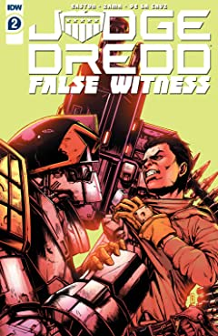Judge Dredd: False Witness #2