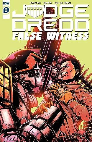 Judge Dredd: False Witness No.2