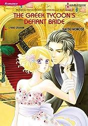 The Greek Tycoon's Defiant Bride