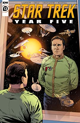 Star Trek: Year Five #13