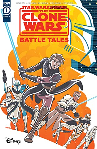 Star Wars Adventures: Clone Wars #1 (of 5)