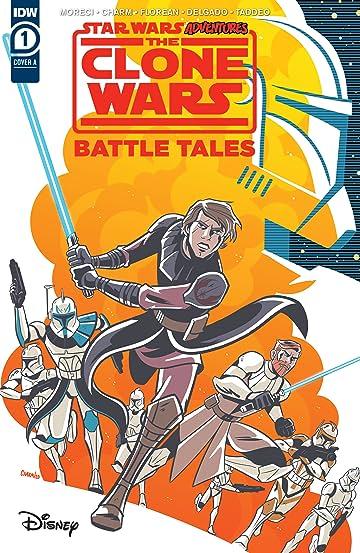 Star Wars Adventures: Clone Wars #1 (of 5)