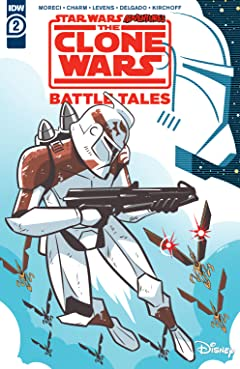 Star Wars Adventures: Clone Wars #2 (of 5)