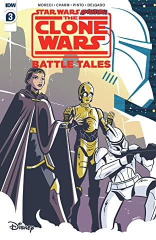Star Wars Adventures: Clone Wars No.3 (sur 5)