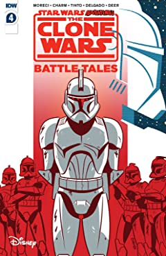 Star Wars Adventures: Clone Wars #4 (of 5)