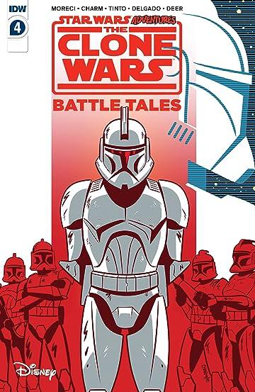 Star Wars Adventures: Clone Wars #4 (of 5)