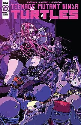 Teenage Mutant Ninja Turtles #105