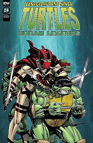 Teenage Mutant Ninja Turtles: Urban Legends #24