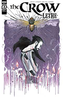 The Crow: Lethe #3 (of 3)