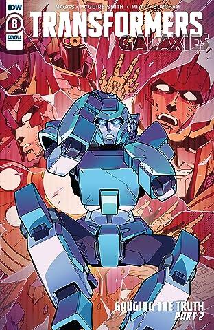 Transformers Galaxies No.8