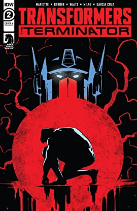 Transformers vs. Terminator #2 (of 4)