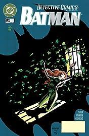 Detective Comics (1937-2011) #693