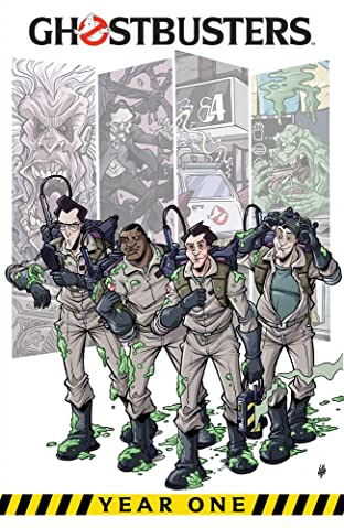 Ghostbusters: Year One