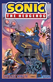 Sonic the Hedgehog Tome 6: The Last Minute
