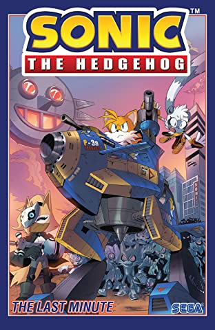 Sonic the Hedgehog Vol. 6: The Last Minute