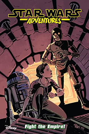 Star Wars Adventures Tome 9: Fight the Empire