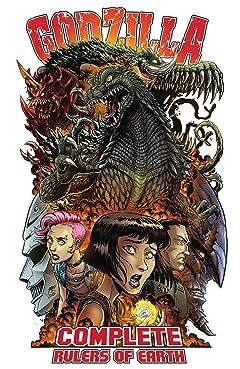 Godzilla: Complete Rulers of Earth Vol. 1