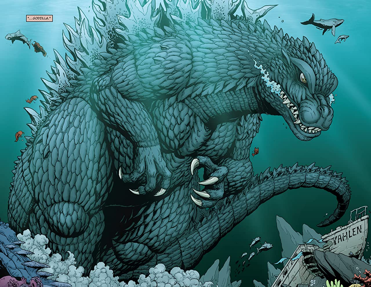 Godzilla: Complete Rulers of Earth Vol. 1