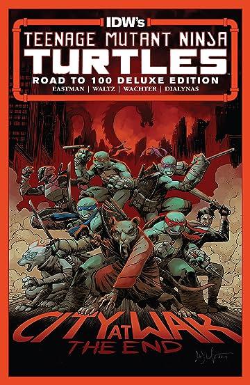 Teenage Mutant Ninja Turtles #100: Deluxe Edition