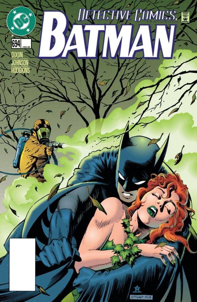 Detective Comics (1937-2011) #694