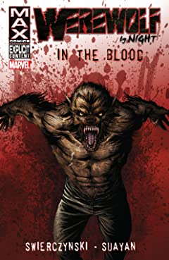 Werewolf By Night: In The Blood
