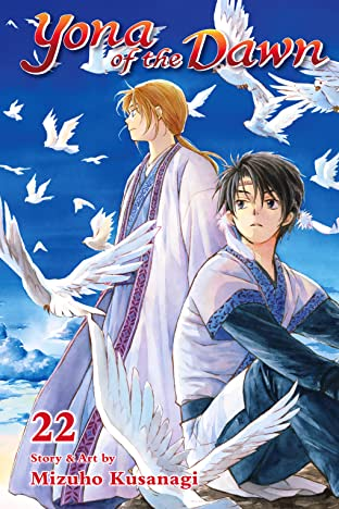 Yona of the Dawn Vol. 22