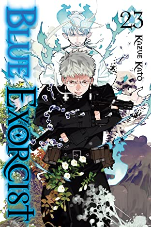 Blue Exorcist Tome 23