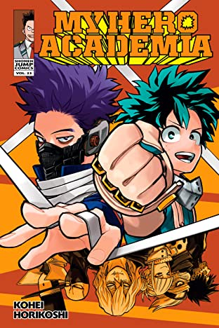 My Hero Academia Vol. 23: Our Brawl