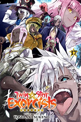 Twin Star Exorcists Vol. 17