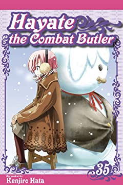Hayate the Combat Butler Tome 35