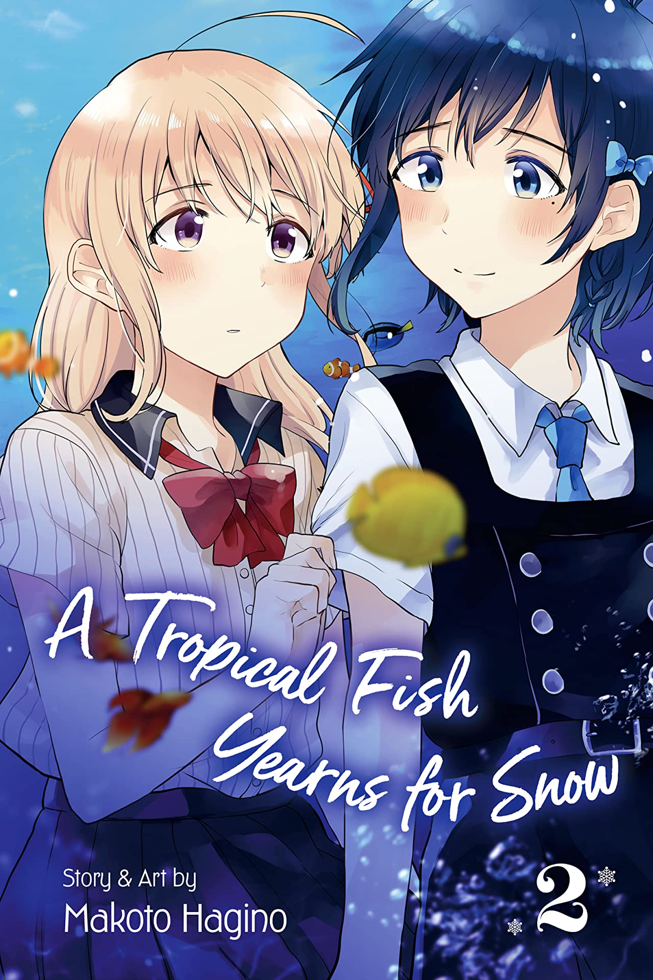 A Tropical Fish Yearns for Snow Tome 2