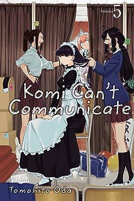 Komi Can't Communicate Vol. 5