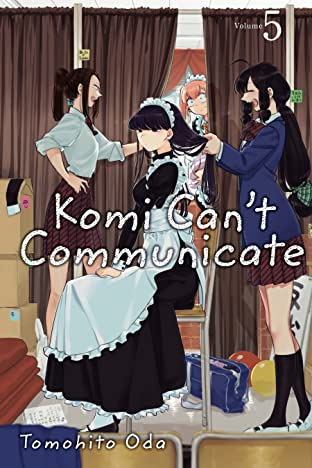 Komi Can't Communicate Tome 5