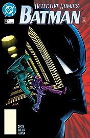 Detective Comics (1937-2011) #697