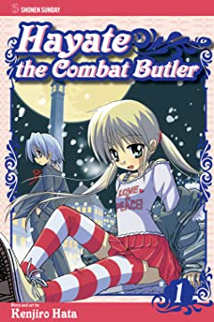 Hayate the Combat Butler Vol. 1