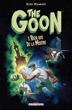The Goon Vol. 1: Rien que de la misère