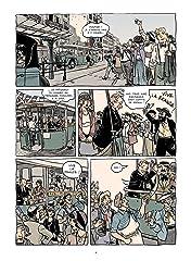 Viva l'anarchie!: La rencontre de Makhno et Durruti Tome 1