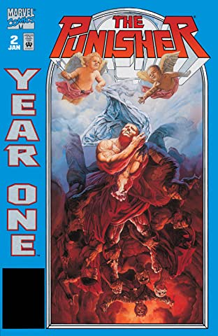 Punisher: Year One (1994-1995) #2 (of 4)